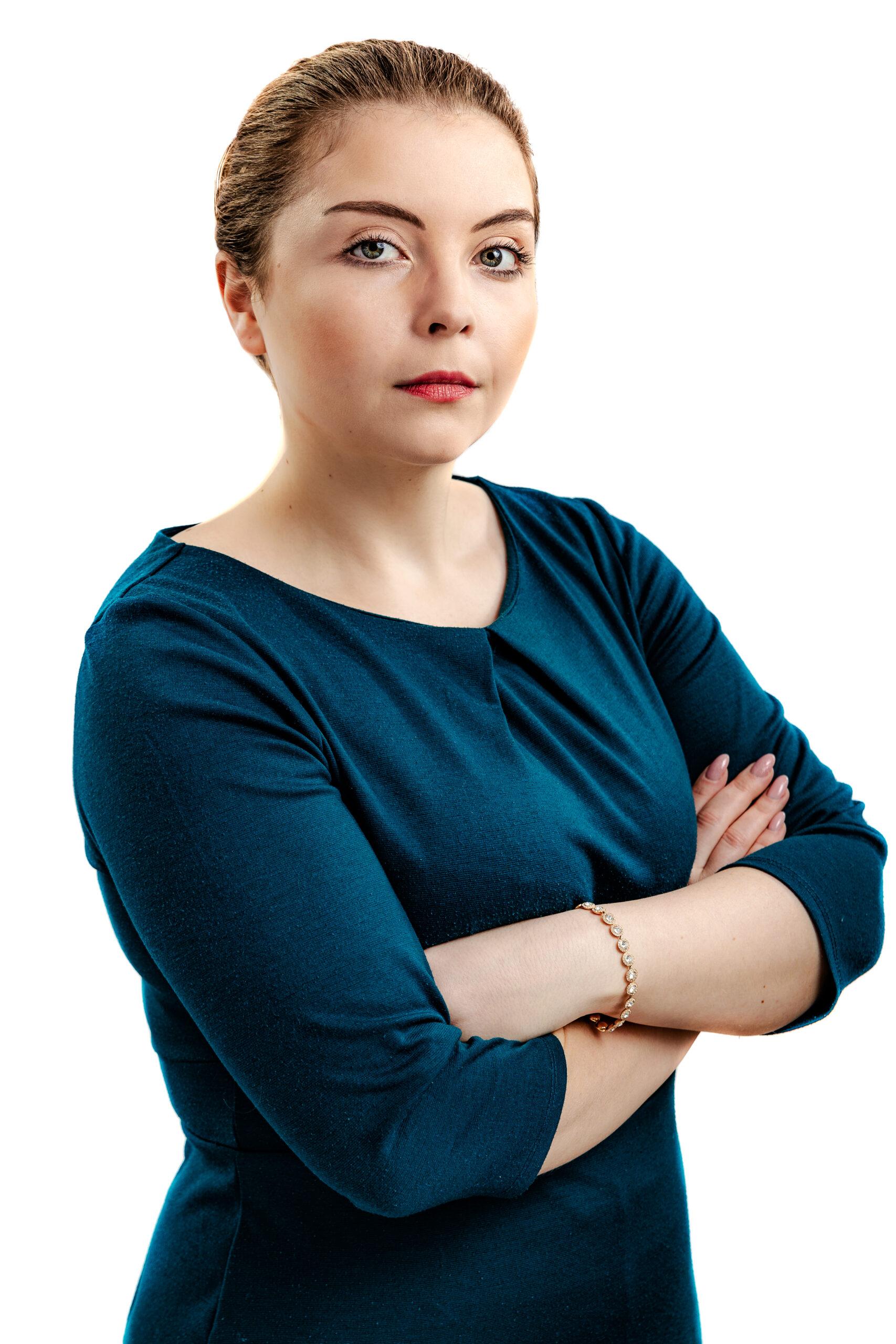 Anna Skrzyńska – Radczyni prawna w Kancelarii KPKK