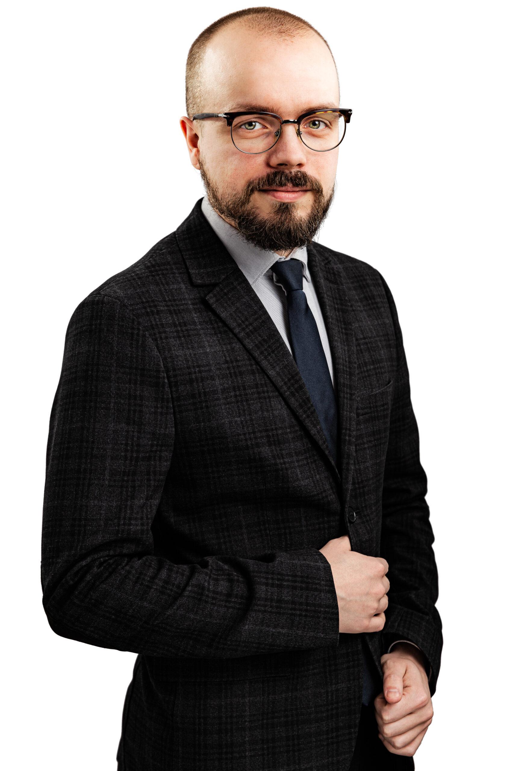Lucjan Grabarczyk – Radca prawny w Kancelarii KPKK