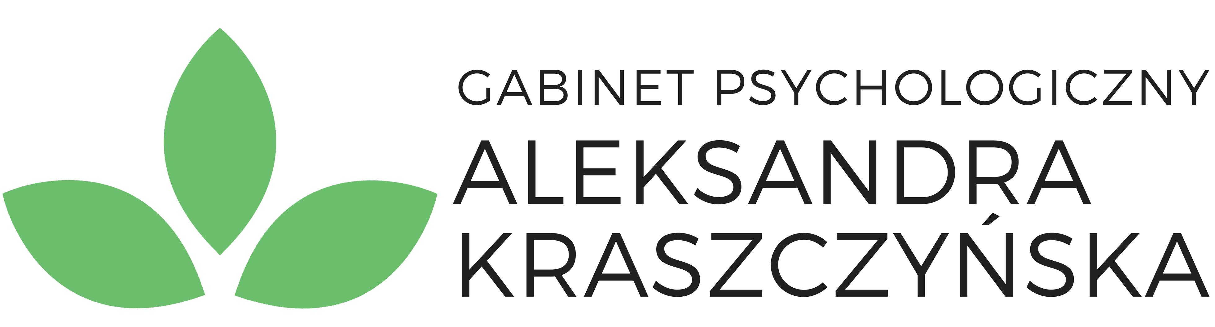 Gabinet Psychologiczny Aleksandra Kraszczyńska