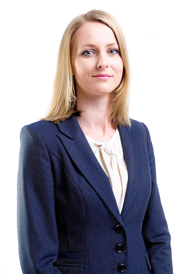 Izabela Czyżyk-Przygoda – Adwokat w Kancelarii KPKK