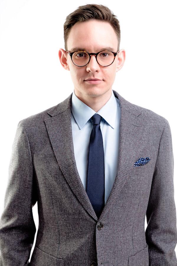 Wojciech Mądry – Radca prawny w Kancelarii KPKK