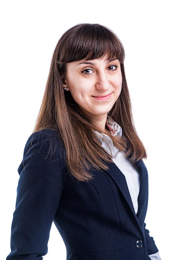 Magdalena Keczmerska – Radca prawny w Kancelarii KPKK